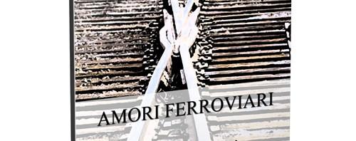 """Copertina del racconto """"Amori ferroviari"""" di Simone Sacchini"""